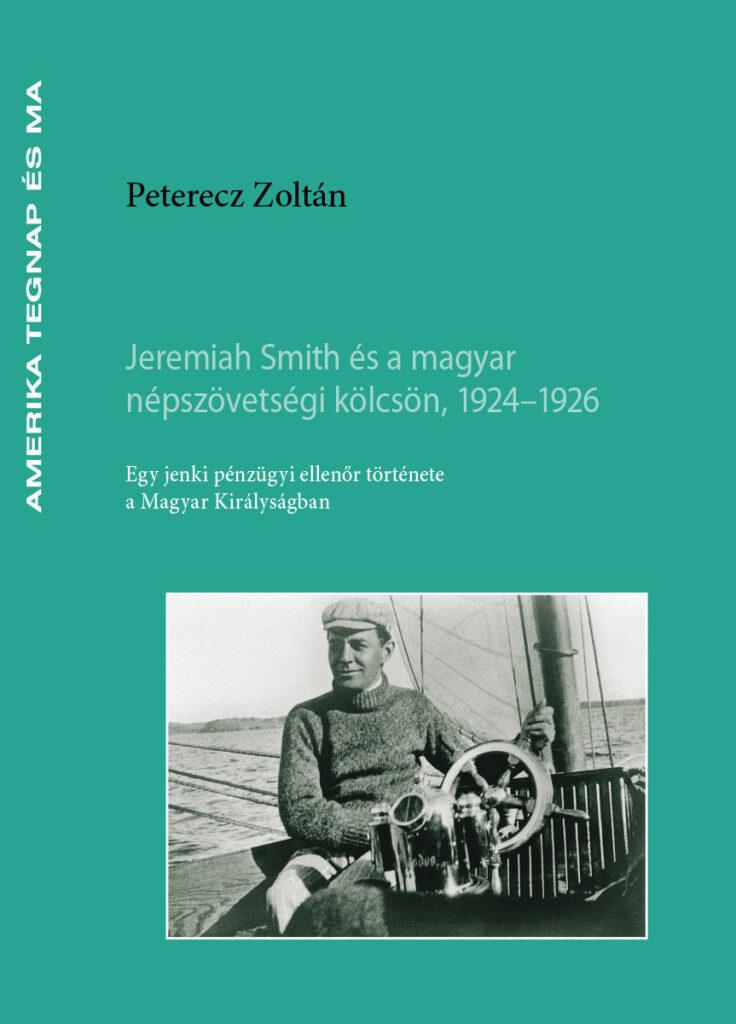 Jeremiah Smith és a magyar népszövetségi kölcsön, 1924-1926